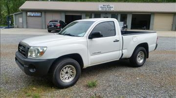 2008 Toyota Tacoma for sale at McCall's Auto Sales in Franklin NC