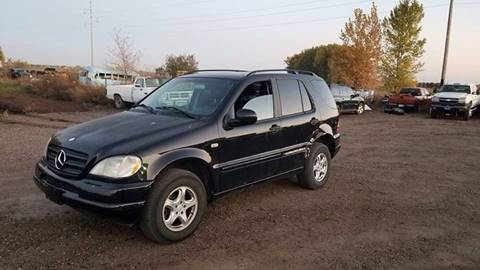 2000 Mercedes-Benz M-Class for sale in Watertown, SD