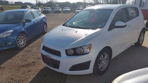 2012 Chevrolet Sonic for sale in Watertown, SD