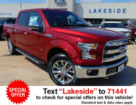 2017 Ford F-150 for sale in Ferriday, LA