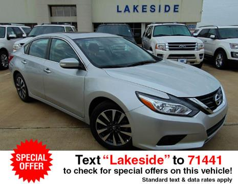 2017 Nissan Altima for sale in Ferriday, LA