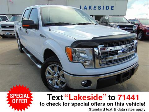 2014 Ford F-150 for sale in Ferriday LA
