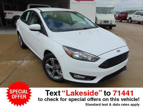 2017 Ford Focus for sale in Ferriday LA