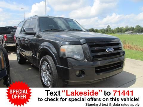 2010 Ford Expedition for sale in Ferriday LA