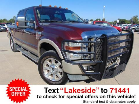 2010 Ford F-250 Super Duty for sale in Ferriday LA