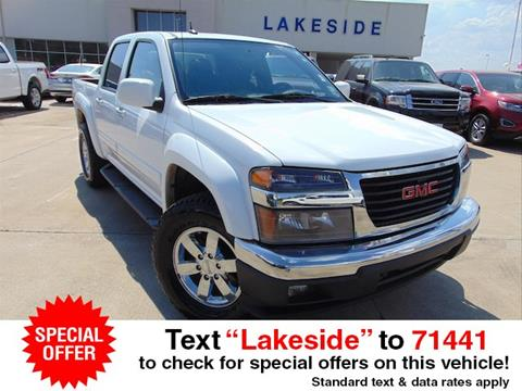 2010 GMC Canyon for sale in Ferriday, LA