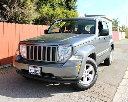2012 Jeep Liberty for sale in Chula Vista, CA