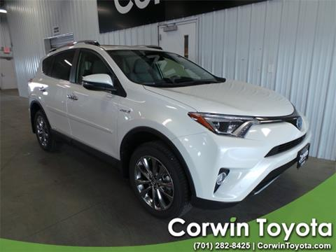 2017 Toyota RAV4 Hybrid for sale in Fargo, ND