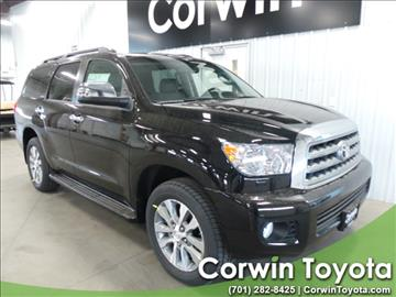 2017 Toyota Sequoia for sale in Fargo, ND