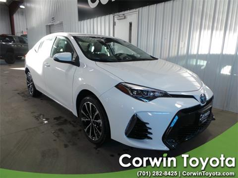 2017 Toyota Corolla for sale in Fargo, ND