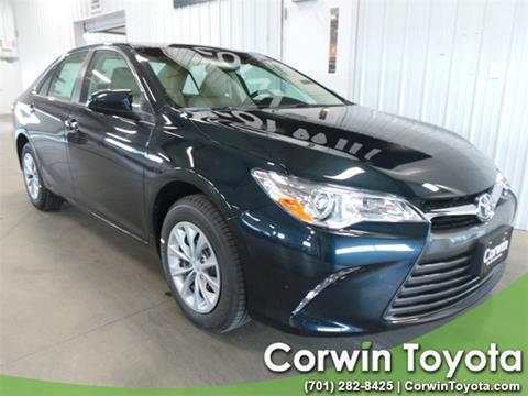 2017 Toyota Camry for sale in Fargo, ND