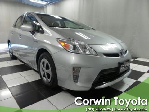 2015 Toyota Prius for sale in Fargo, ND