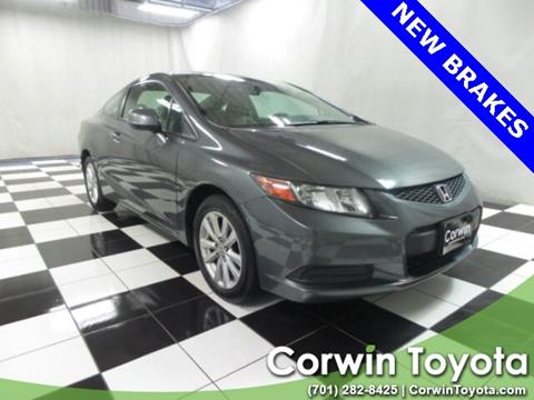 2012 Honda Civic for sale in Fargo, ND