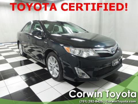 2013 Toyota Camry Hybrid for sale in Fargo, ND