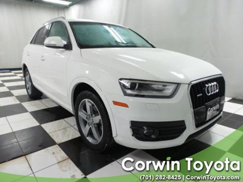 2015 Audi Q3 for sale in Fargo, ND