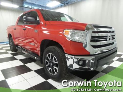 2016 Toyota Tundra for sale in Fargo, ND