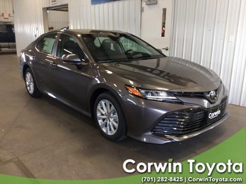 2018 Toyota Camry for sale in Fargo, ND