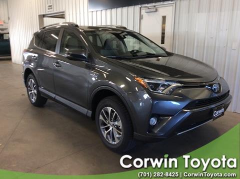 2018 Toyota RAV4 Hybrid for sale in Fargo, ND