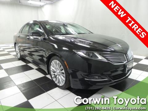 2015 Lincoln MKZ for sale in Fargo, ND