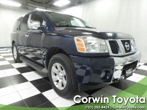 2006 Nissan Armada for sale in Fargo, ND