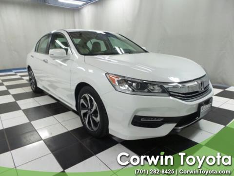 2016 Honda Accord for sale in Fargo, ND