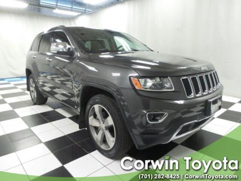 2014 Jeep Grand Cherokee for sale in Fargo, ND