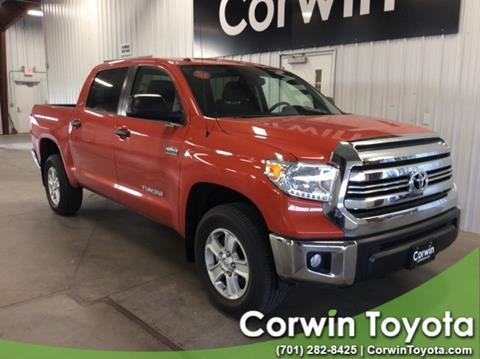 2017 Toyota Tundra for sale in Fargo, ND