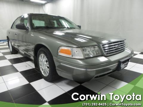 2004 Ford Crown Victoria for sale in Fargo, ND