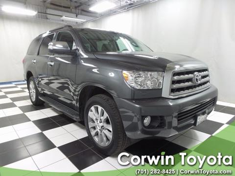 2015 Toyota Sequoia for sale in Fargo, ND