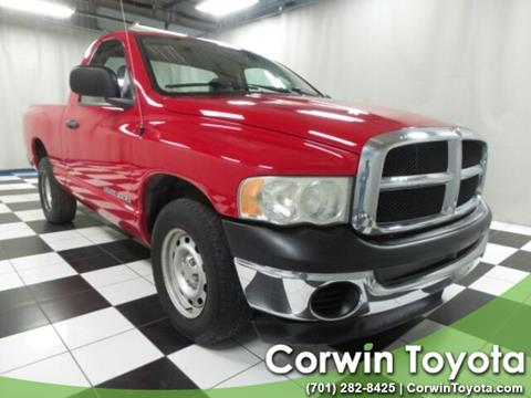 2004 Dodge Ram Pickup 1500 for sale in Fargo, ND
