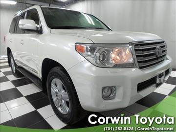 2015 Toyota Land Cruiser for sale in Fargo, ND