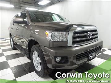 2013 Toyota Sequoia for sale in Fargo, ND