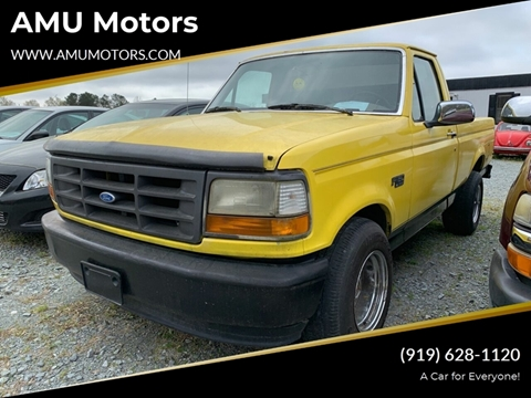 1993 Ford F-150 for sale in Garner, NC