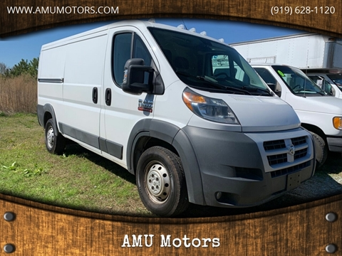 2014 RAM ProMaster Cargo for sale in Garner, NC