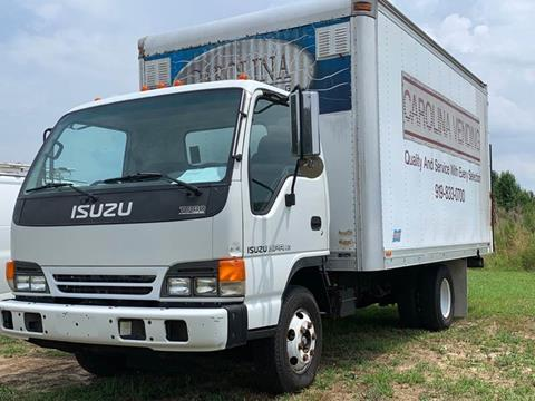 2005 Isuzu NPR-HD for sale in Garner, NC