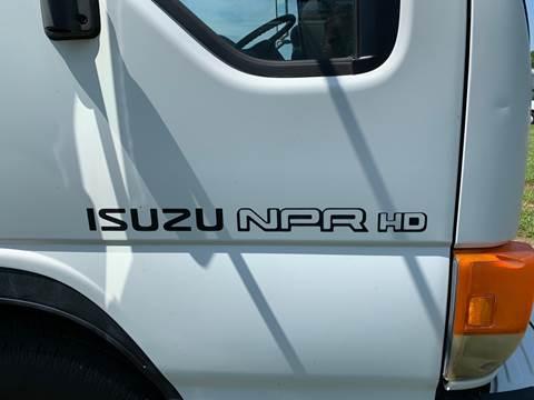 2005 Isuzu NPR-HD