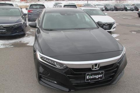 2019 Honda Accord for sale in Kalispell, MT