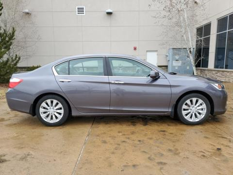 2015 Honda Accord for sale in Kalispell, MT