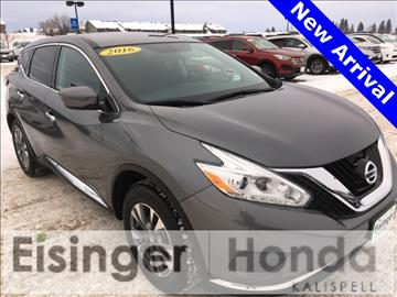 2016 Nissan Murano for sale in Fargo, ND