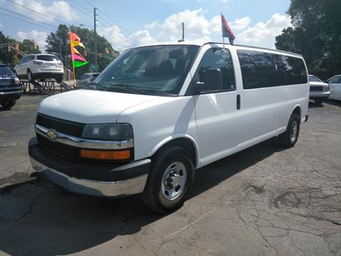 2014 Chevrolet Express Passenger for sale in Indianapolis, IN