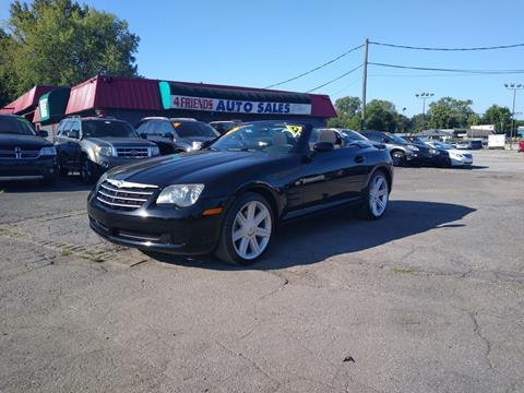 2006 Chrysler Crossfire for sale in Indianapolis, IN