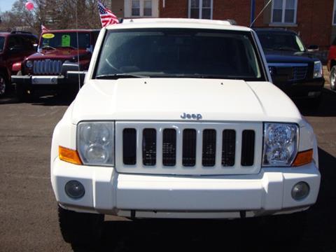 2006 Jeep Commander for sale in Saginaw, MI