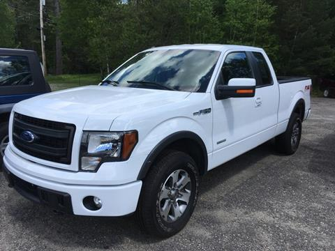 2014 Ford F-150 for sale in Saranac Lake NY