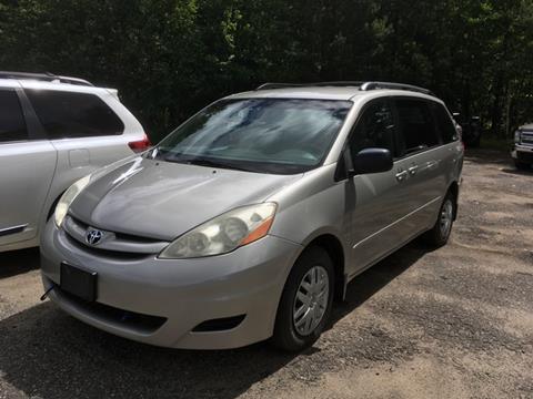 2007 Toyota Sienna for sale in Saranac Lake, NY