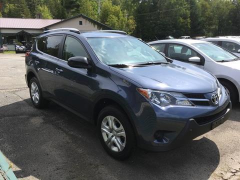 2014 Toyota RAV4 for sale in Saranac Lake NY
