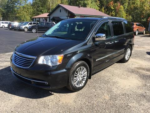 2013 Chrysler Town and Country for sale in Saranac Lake NY