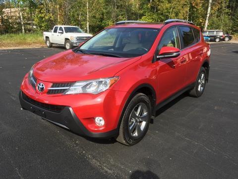 2015 Toyota RAV4 for sale in Saranac Lake NY