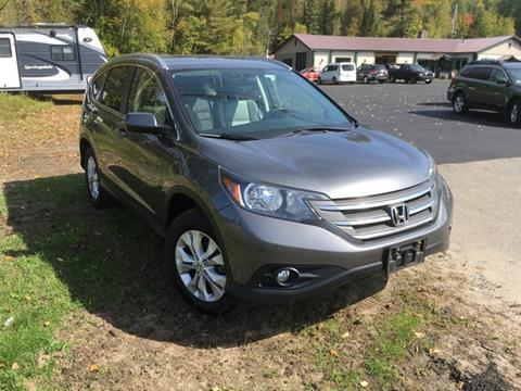2014 Honda CR-V for sale in Saranac Lake, NY
