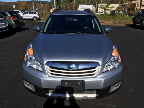2012 Subaru Outback for sale in Saranac Lake NY