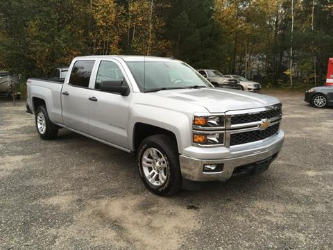 2014 Chevrolet Silverado 1500 for sale in Saranac Lake NY